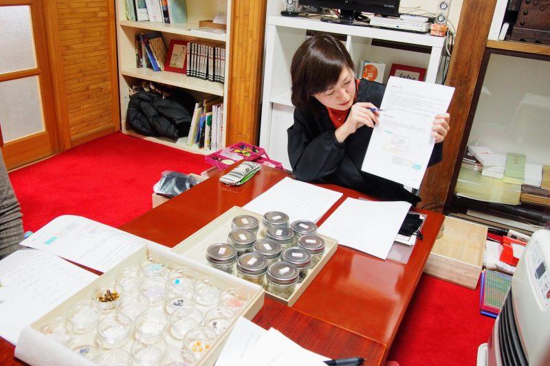 錦糸町にある二七山不動院の金澤佑泉さんによる算命学講座