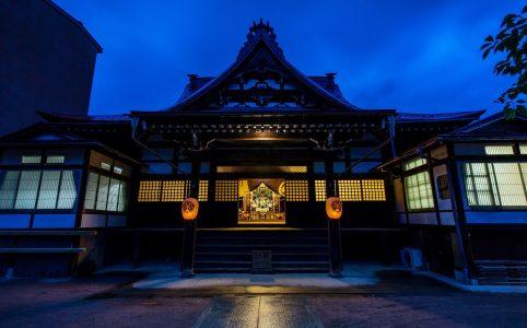 temple hotel 高山善光寺, お寺ステイ,oterastay.飛騨高山