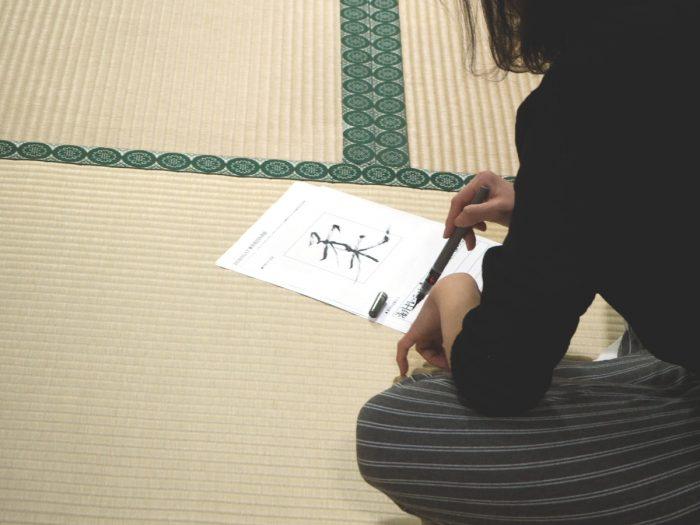 筆ペン,目標,参加者