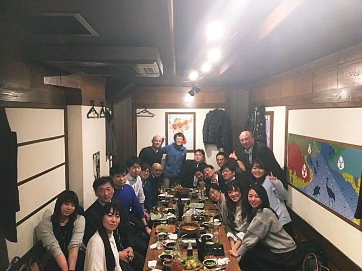 東京夜ZEN活部懇談会集合写真